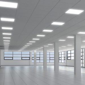 ANDROMEDA – pannelli LED incasso/sospensione/plafone