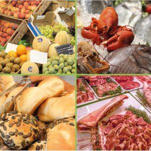 FOOD LIGHTING – Illuminazione cibi freschi supermercati