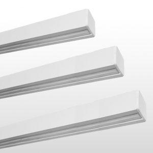 GEMINI LN – Lineari in alluminio serie pro