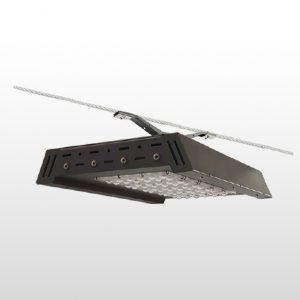PEGASO SM - Sospensioni su tesata in acciaio modulare