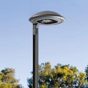 PEGASO LRT - Lanterne artistiche rotonde testapalo